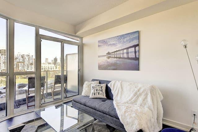 Panorámico apartamento con parking incluído