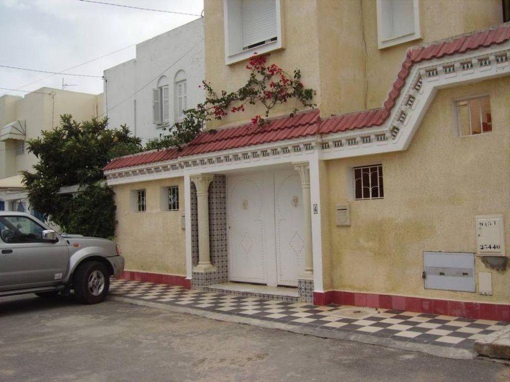 Casa en La marsa para 7 huéspedes