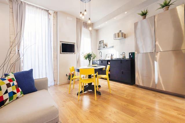 Vivienda equipada de 60 m²