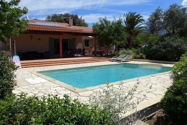 Alojamiento en Montegrosso con wi-fi