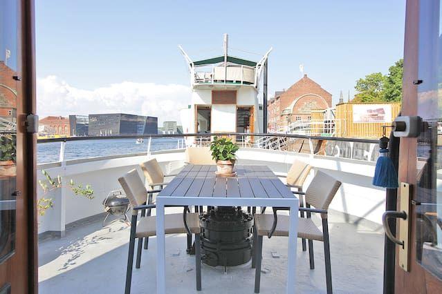 Vivienda de 4 habitaciones en Copenhague