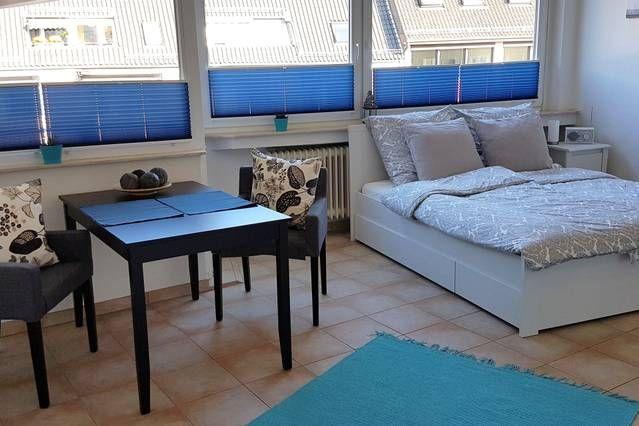 Apartment für 2 Gäste mit Balkon