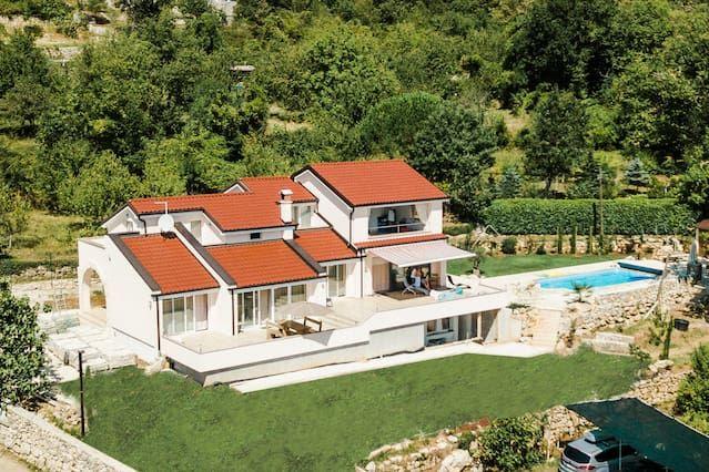 Residencia de 150 m²
