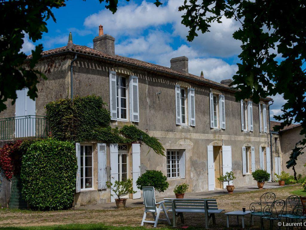 Residencia de 3 habitaciones en Langoiran