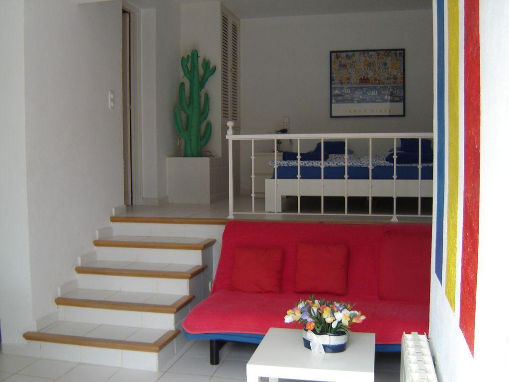 Holiday rental in Costa de la calma with parking included