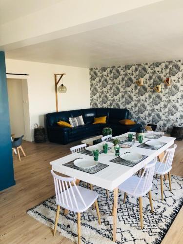 Vivienda de 1 habitación en Rivedoux-plage