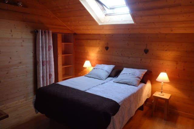 Casa de 1 habitación en Marignier