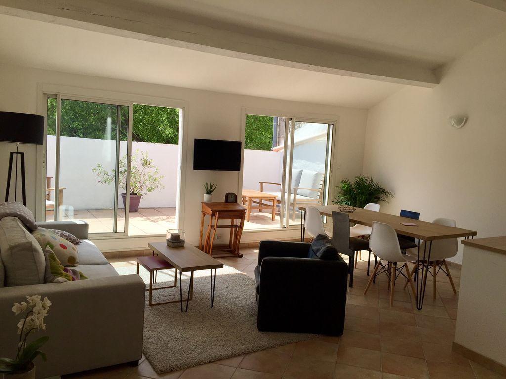 Alojamiento en Nîmes de 1 habitación