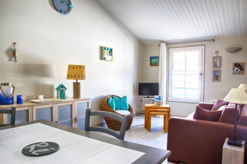 Atractivo apartamento en Saint-martin-de-ré