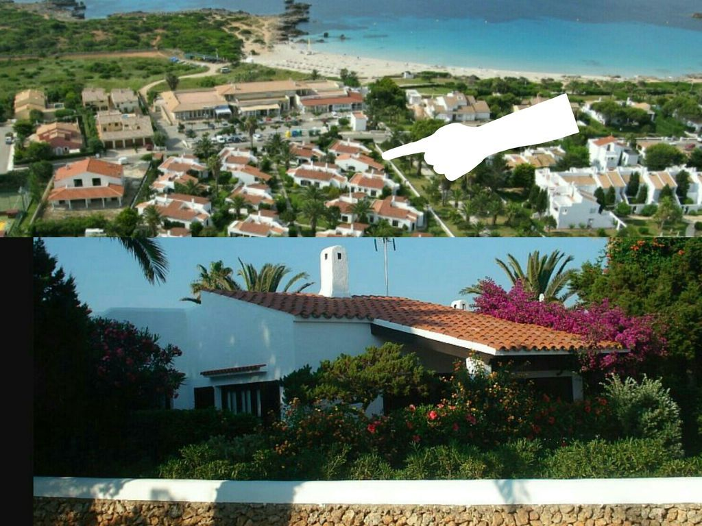 Familiar alojamiento en Ciutadella de menorca