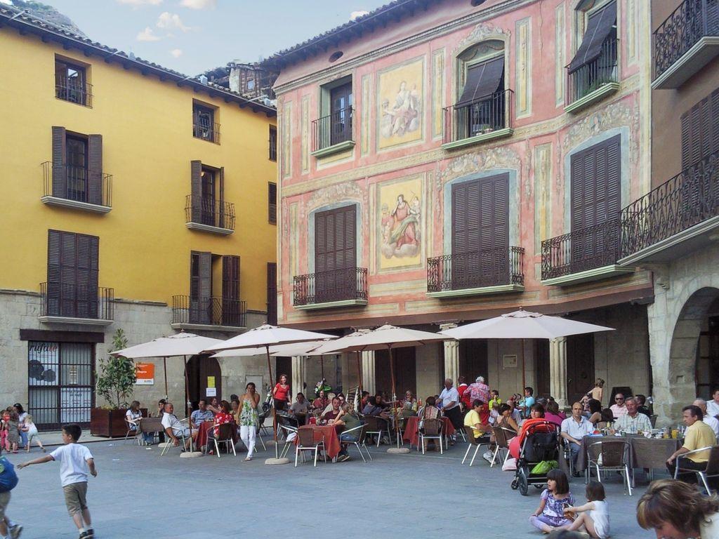 2-bedroom flat in Graus Plaza Mayor
