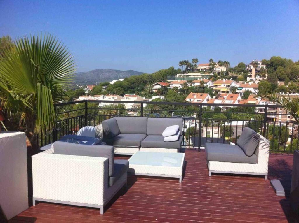 Apartamento acogedor para 6 en Sitges