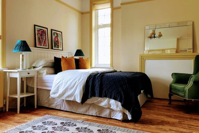 Holiday rental in Oxford with wi-fi