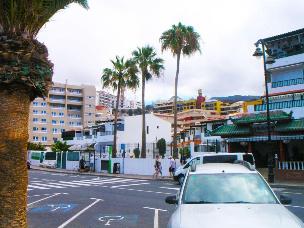 Residencia de 1 habitación en Puerto de santiago