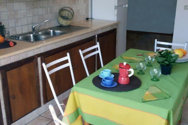 Casa vacanze con giardino per 4 ospiti