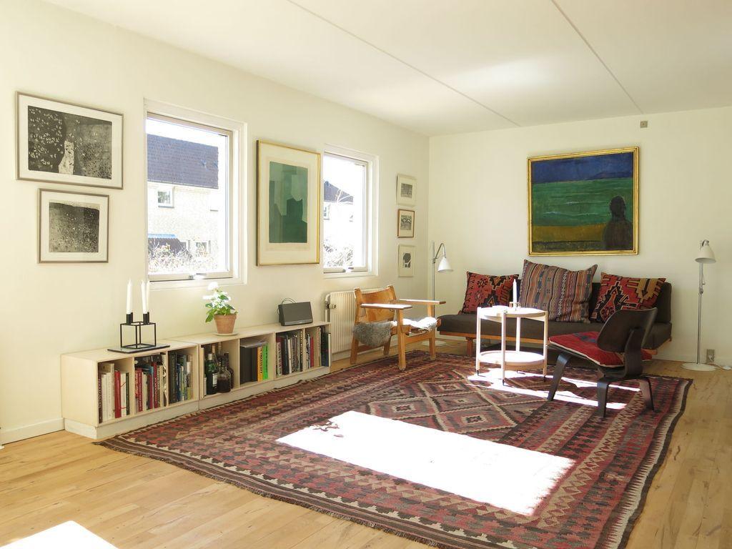 Ferienunterkunft in Frederiksberg für 5 Personen