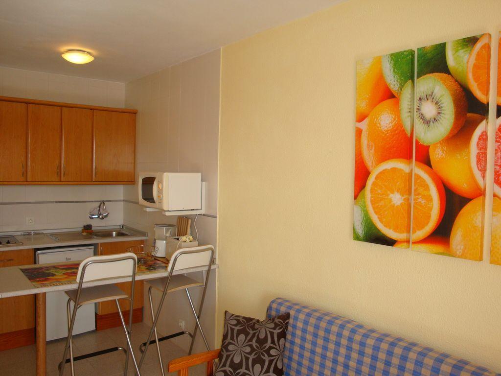 Apartamento en zona centro de 40 metros en Maspalomas