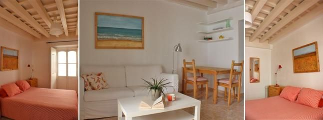 Piso turístico funcional para 2 huéspedes en Cádiz