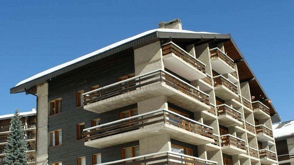Apartamento de 3 habitaciones en Grimentz
