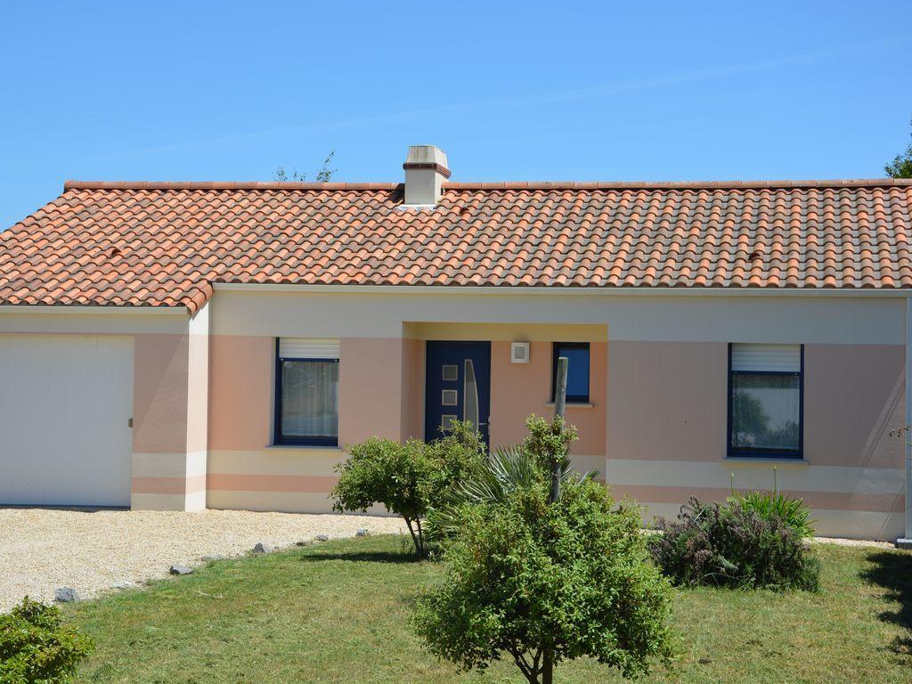 Alojamiento en La plaine sur mer de 2 habitaciones