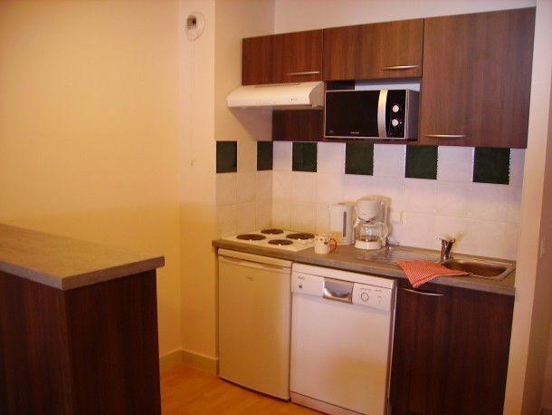 Appartement avec parking de 46 m²