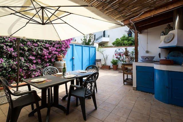 Interesante alojamiento en Palermo