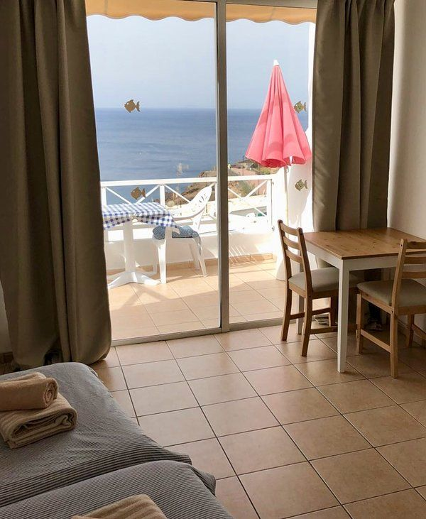 Unterkunft mit Balkon für 2 Gäste