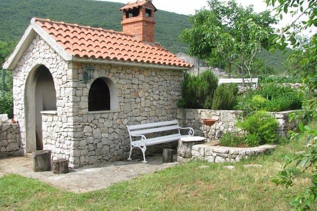 Casa en Perković con wi-fi