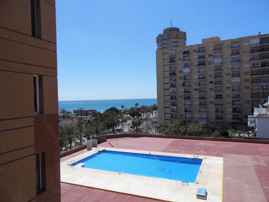 Apartamento para 4 en Fuengirola