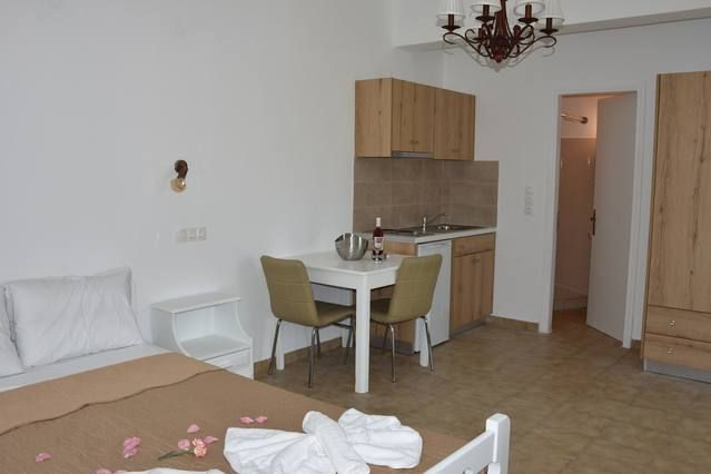 Holiday rental suitable for pets in Plataniás