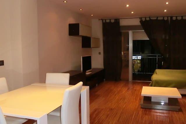 Apartamento con Sábanas y toallas y Parking en Cullera