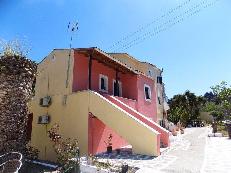 Apartamento en Kontokali para 2 personas
