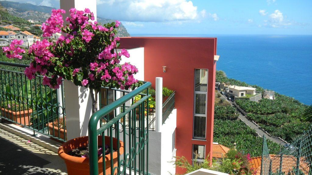 Maravilloso alojamiento en Madeira