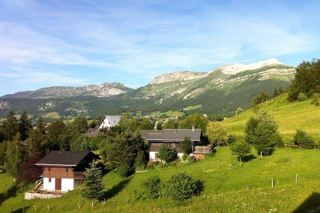 Vivienda con jardín en Villard de lans