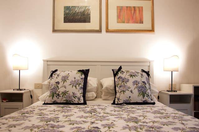 Alojamiento de 1 habitación en Florencia