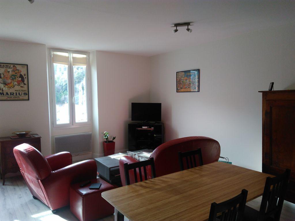 Logement à Nyons à 2 chambres
