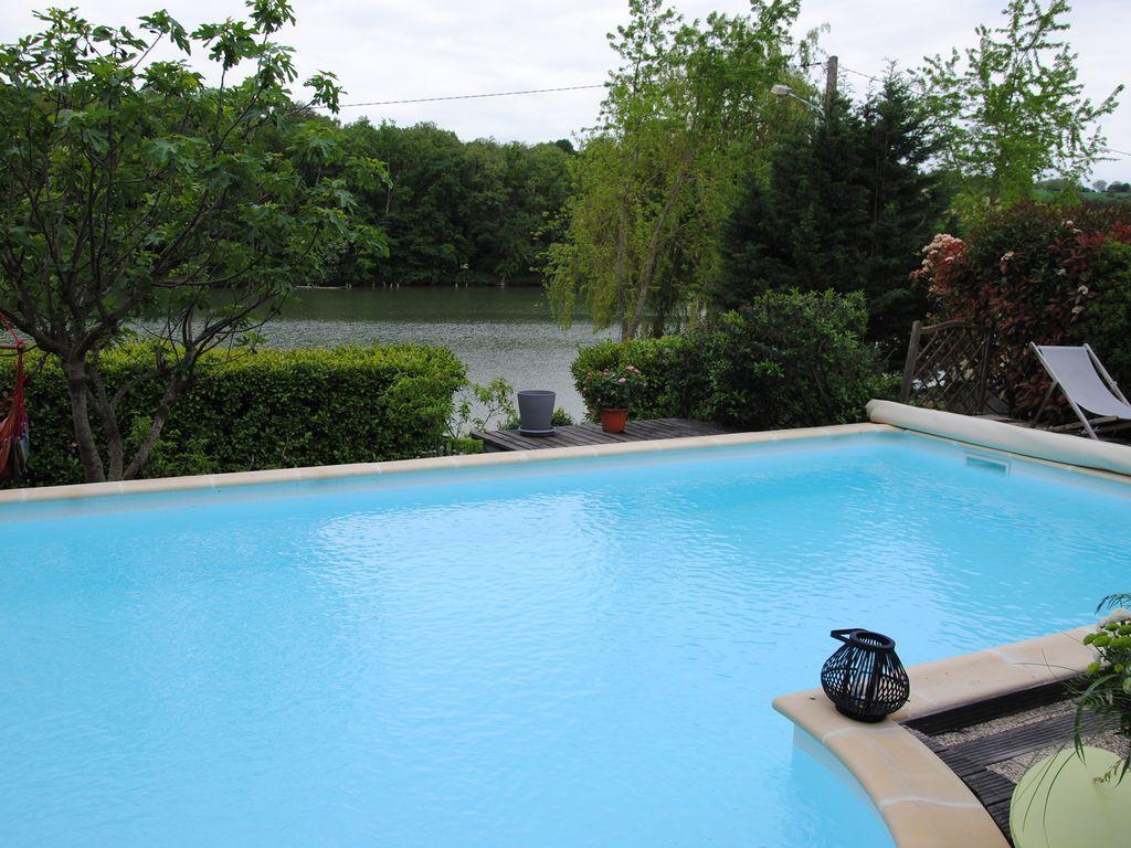 Alojamiento en Nailloux con jardín
