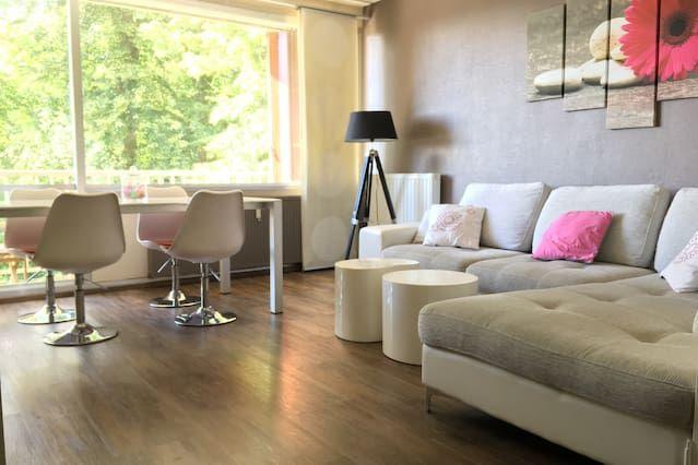 Apartamento luminoso cómodo (Mulhouse-BALE)