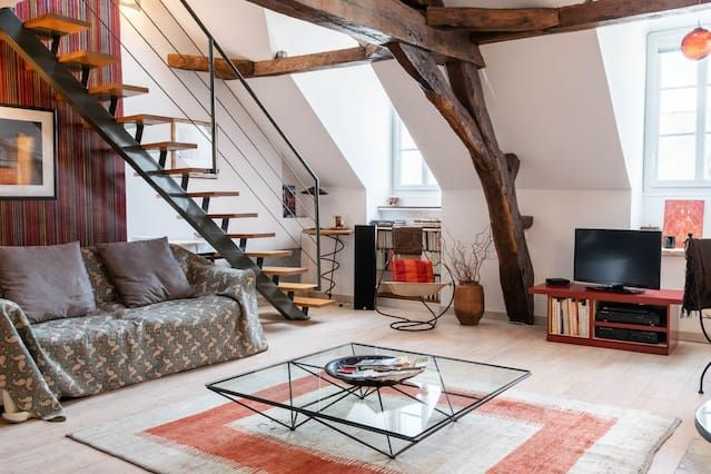Wonderful 49 m² flat