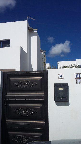 Alojamiento en Playa blanca de 2 habitaciones
