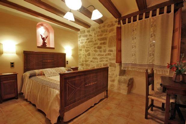 Alojamiento en Valderrobres de 3 habitaciones