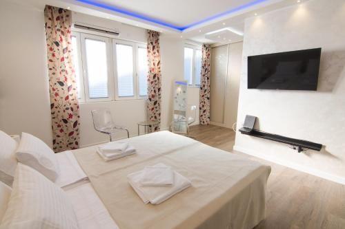 Provisto alojamiento en Belgrado