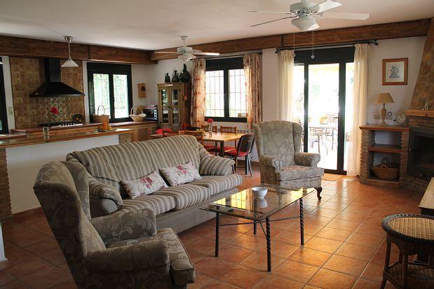 Familiar alojamiento en Cazorla
