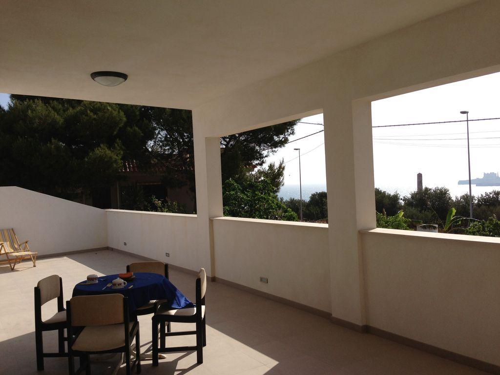 Residencia con jardín en Portopalo di capo passero