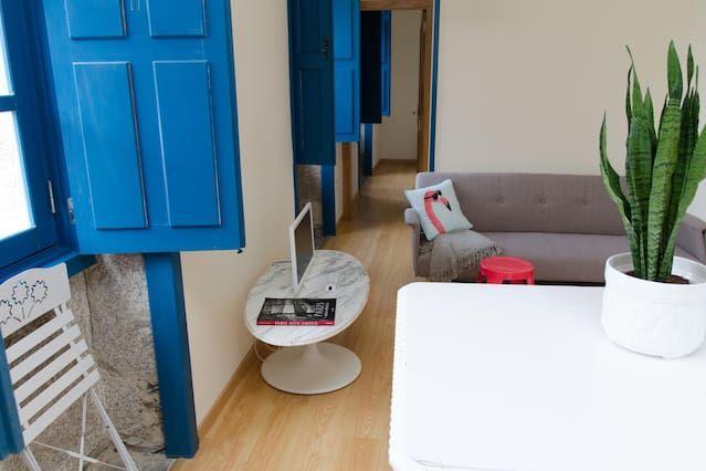 Apartamento idóneo para animales de 2 habitaciones