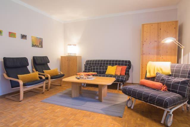 Eingerichtete Ferienwohnung in Stubach
