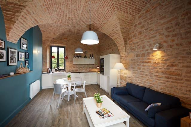 Casa práctica de 90 m²