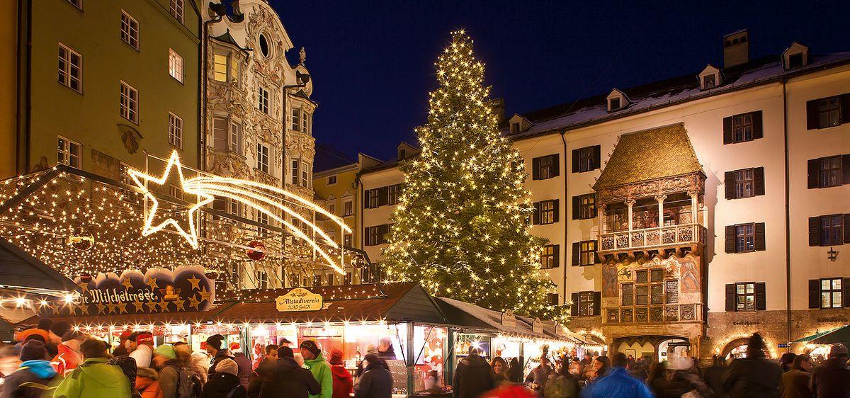 Mercado de Navidad Innsbruck