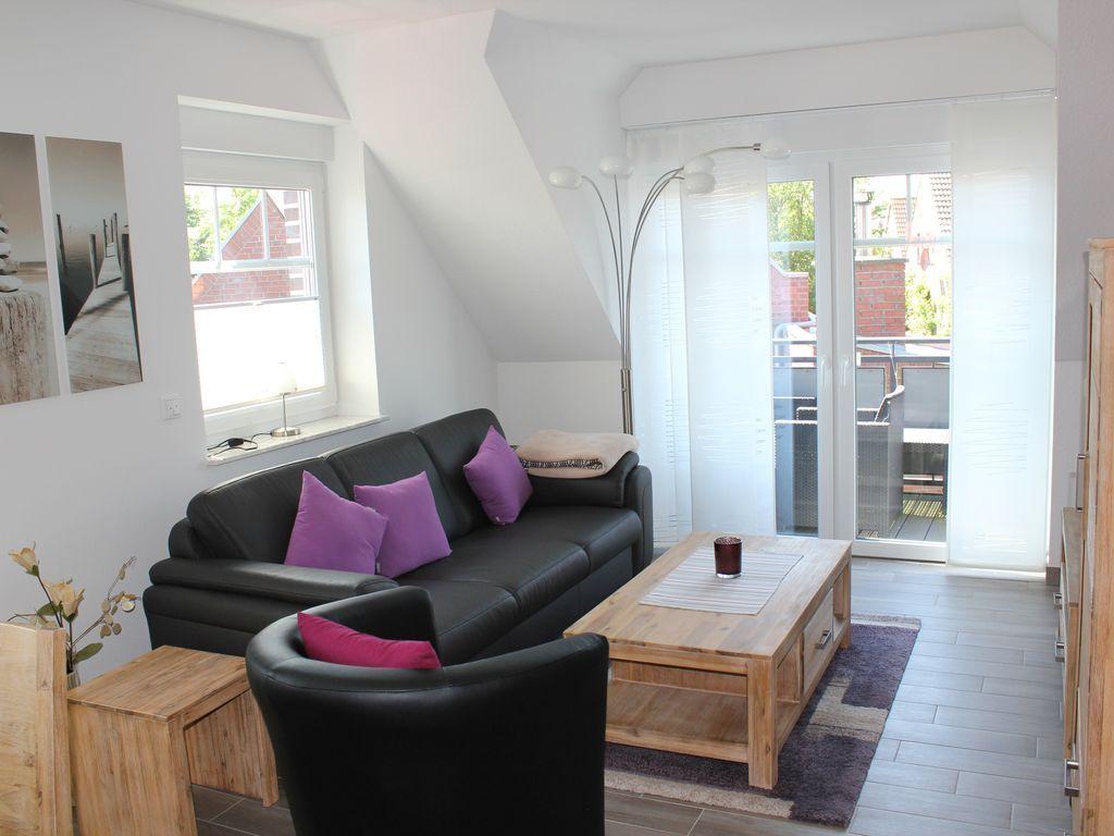 Apartment mit Wi-Fi in Greetsiel