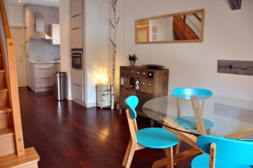 Alojamiento de 40 m² con wi-fi